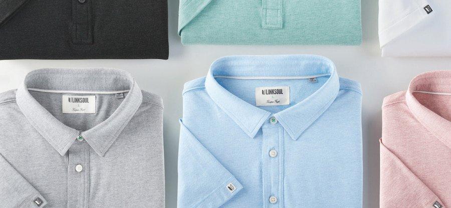 best golf shirts linksoul